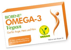 biobene biobene omega 3 vegan. Black Bedroom Furniture Sets. Home Design Ideas